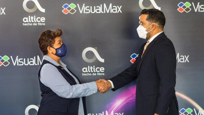 Altice Dominicana ofrece beneficio de salud visual para sus clientes con la firma de acuerdo con Visualmax