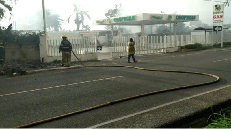 En estado crítico las víctimas de explosión en planta de gas de Licey al Medio