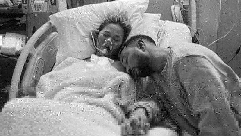 Chrissy Teigen y John Legend pierden el bebé que esperaban