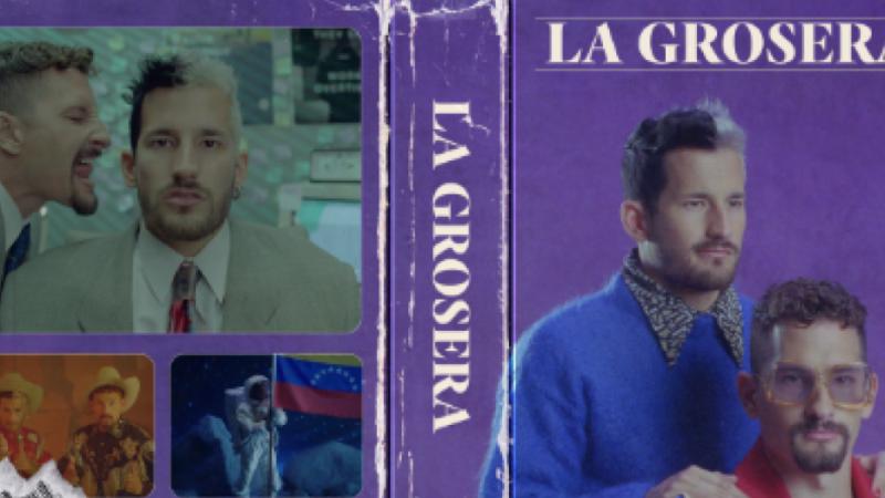 Mau y Ricky lanzan su nuevo sencillo «La Grosera»