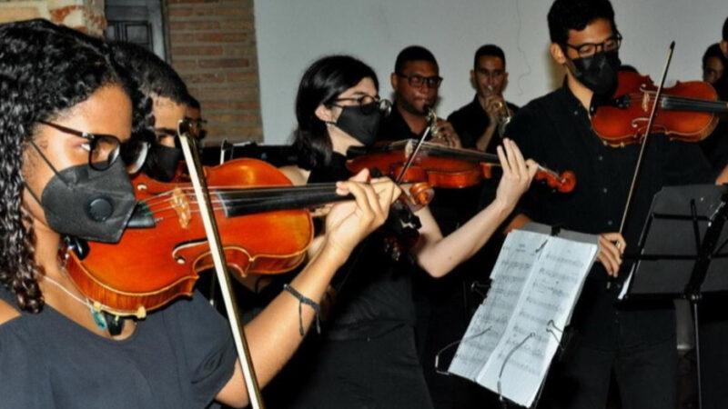 """Proyecto """"Sinfonía callejera"""" promueve la cultura musical en las calles de Santo Domingo"""