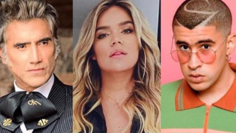 Artistas que actuarán en la próxima edición de los Latin Grammy