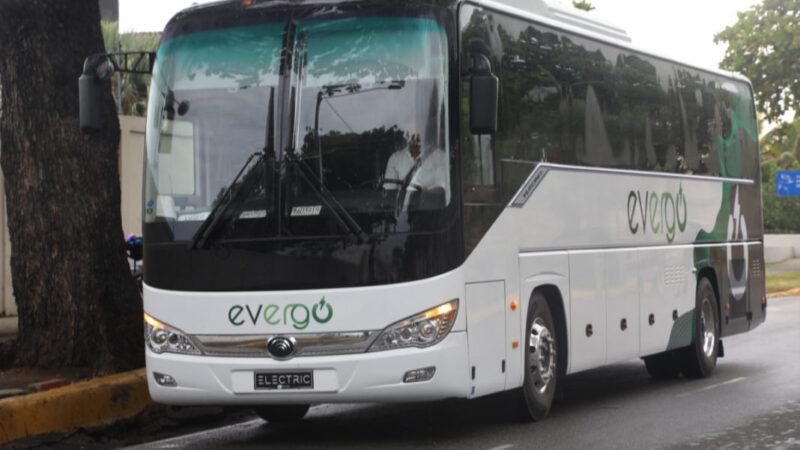 República Dominicana ya tiene su primer autobús eléctrico