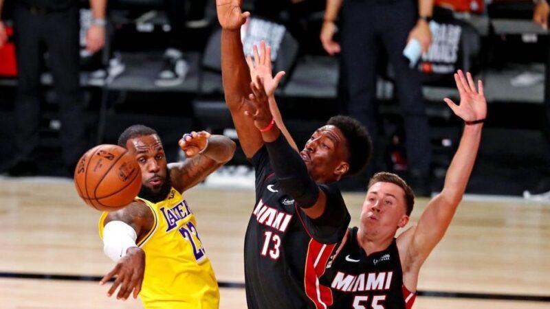 Bam Adebayo planea jugar el segundo partido de la final de la NBA pese a su lesión