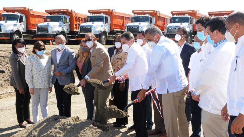 Obras Públicas inicia construcción de la circunvalación de Baní