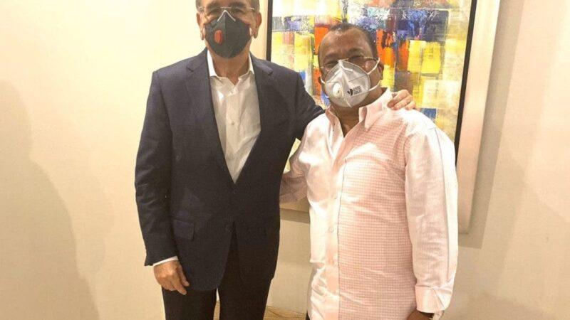 Danilo Medina a Euri Cabral: ¨Ya cerré mi ciclo como presidente de la República¨
