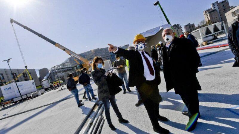 Malestar entre presidentes regionales de Italia por los cierres diferenciados