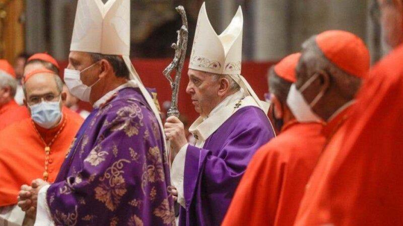 El Papa Francisco pide mayor sobriedad y atención a los vecinos en tiempos de pandemia