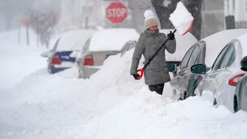 La tormenta de nieve de esta semana se convirtió en trágica para Nueva York