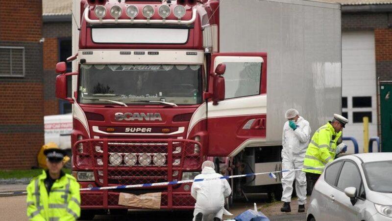Declarados culpables dos hombres por la muerte de 39 inmigrantes en un camión
