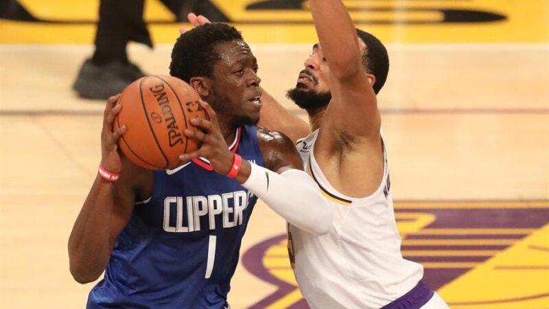 Exhibición de los nuevos Rockets; triunfo de Lakers en duelo con Clippers