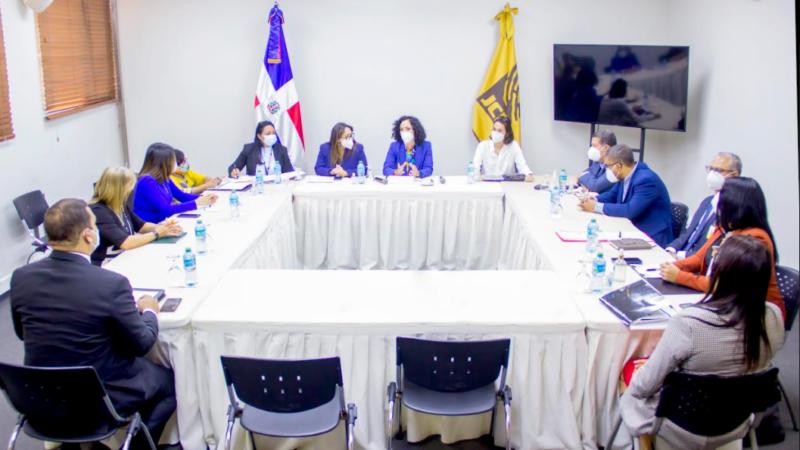 JCE inicia trabajos de Mesa Técnica para el fortalecimiento de la inclusión en los procesos internos de la institución