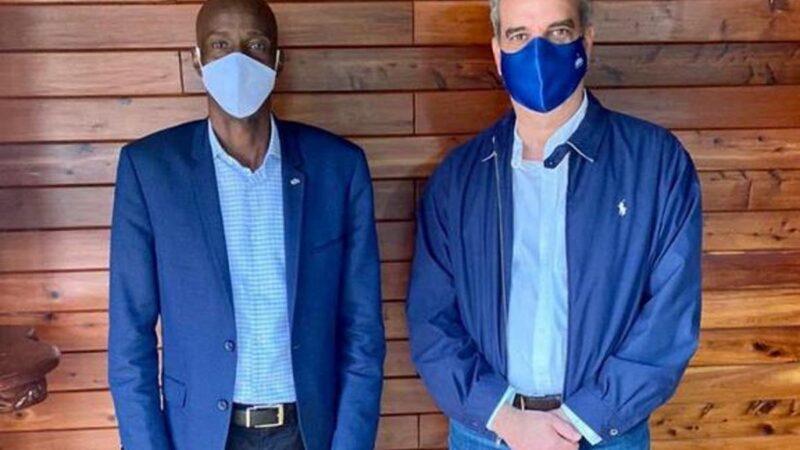 Presidente Abinader confirma que fueron liberados dos jóvenes dominicanos secuestrados en Haití