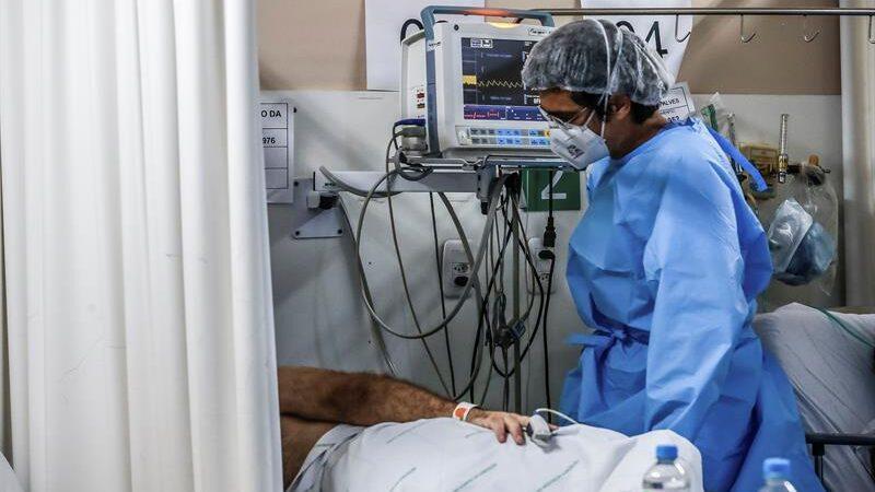 Brasil registra nuevo récord con más de 90.000 casos de covid en un solo día