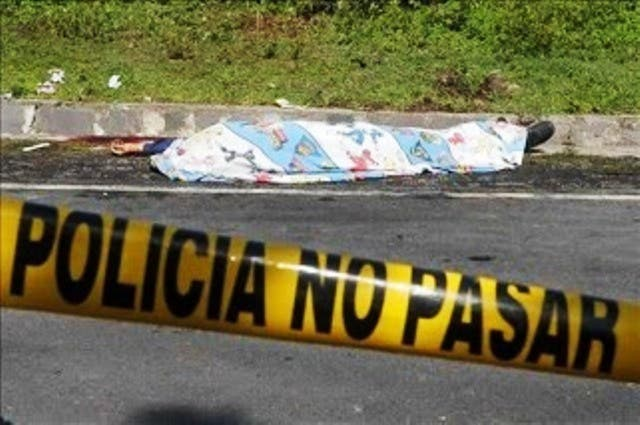 Muere menor de ocho años y otras cuatro personas resultan heridas en accidentes de tránsito