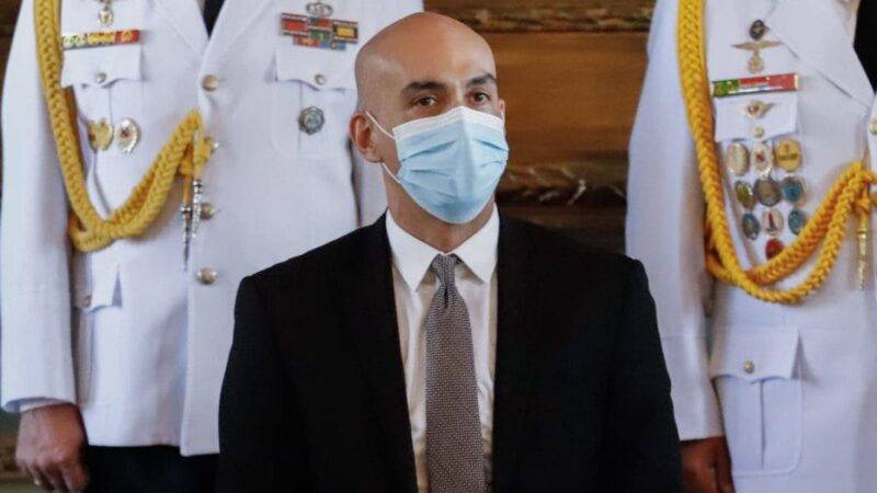 Renuncia el ministro de salud de Paraguay, Julio Mazzoleni