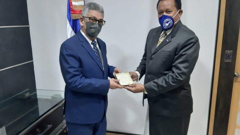 Director de Presupuesto destaca campaña preventiva implementa CND