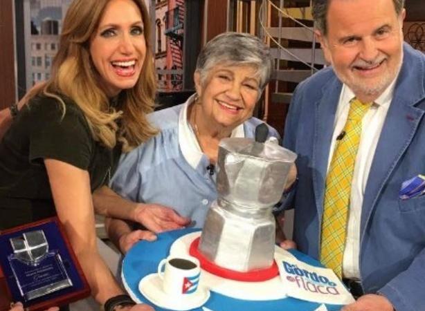 """Fallece Martica, la del café de """"El Gordo y la Flaca"""""""