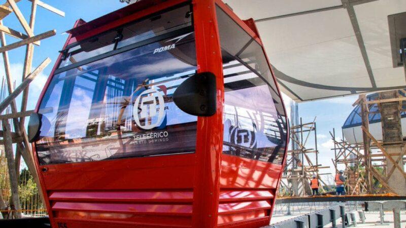 Teleférico Santo Domingo no aperará desde este sábado 27 hasta el 4 de abril