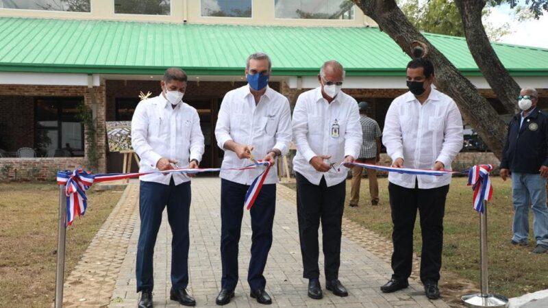 Abinader participa ampliación agroindustrial Villas Codevi generará más empleos en la frontera