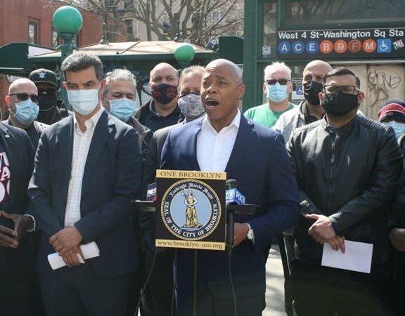 Ydanis: Adams se ha comprometido incluir dominicanos en su administración siendo alcalde NYC