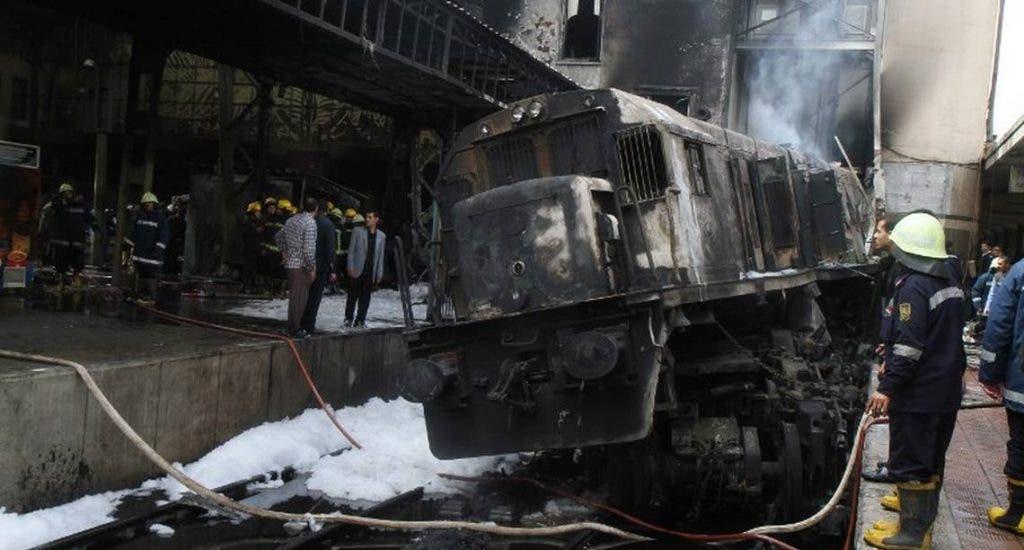 Al menos 18 muertos en un accidente de carretera al sur de Egipto