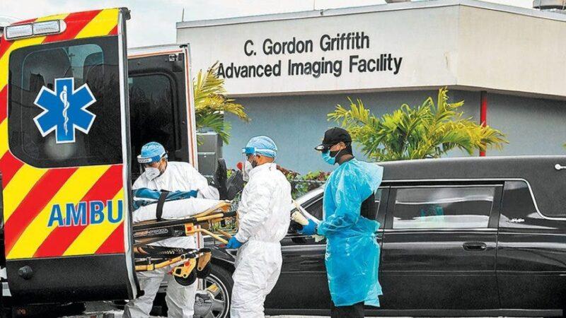 Estudio revela muertes por covid-19 en Florida son más de las informadas en datos oficiales