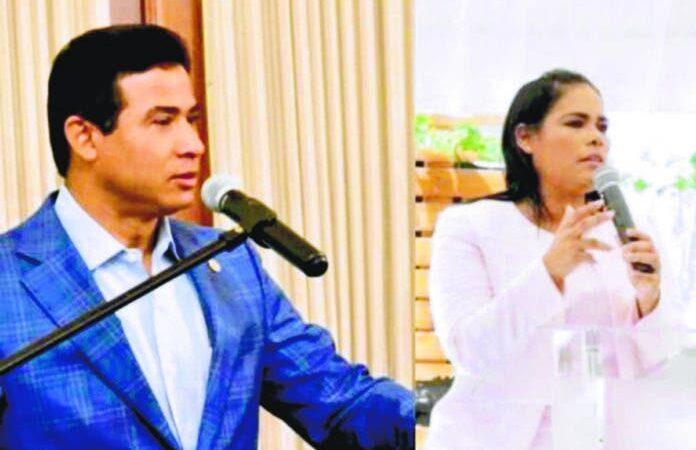 Cáceres creó una red de nóminas fraudulentas, desvío de fondos y lavado en iglesias, según MP