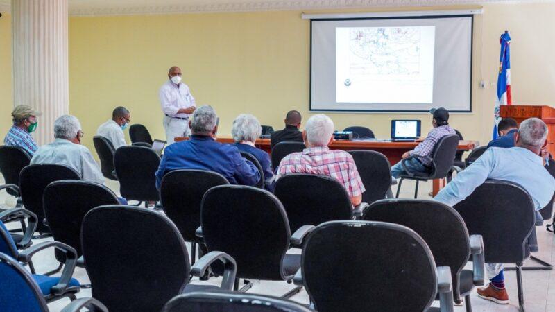 Observatorio del Agua garantiza riego para la siembra de arroz en zona de influencia del Yaque del Norte