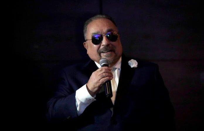 Músico Willie Colón, hospitalizado en EEUU tras sufrir accidente de tráfico