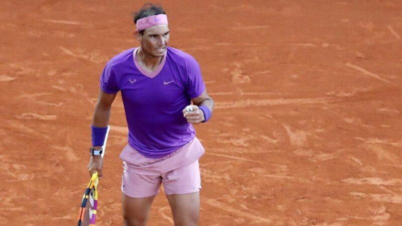 """Nadal: """"Montecarlo me puso en mi lugar y en Barcelona tengo otra oportunidad"""""""