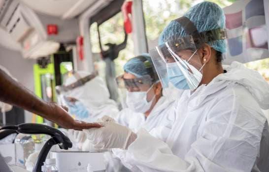 RD casi tiene 40 mil casos activos de coronavirus
