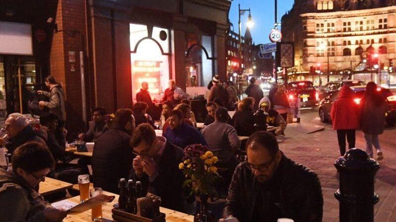 Un brote de la variante sudafricana pone en jaque a dos barrios de Londres