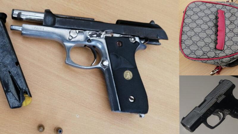 Policía ocupa 14 armas de fuego ilegales y cinco con documentos vencidos en SDE