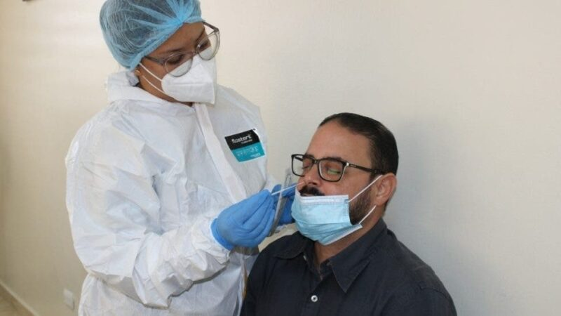 RD registra 402 nuevos casos de coronavirus y 4 muertes