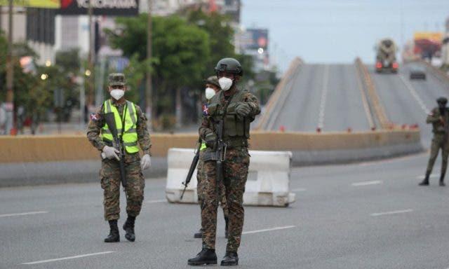 Este jueves inicia el nuevo toque de queda para el Gran Santo Domingo