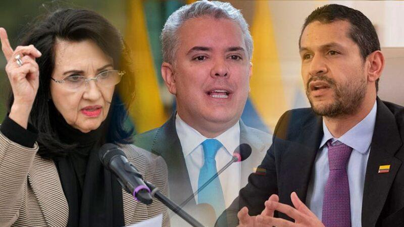 Los mensajes contradictorios del Gobierno colombiano frente al paro nacional