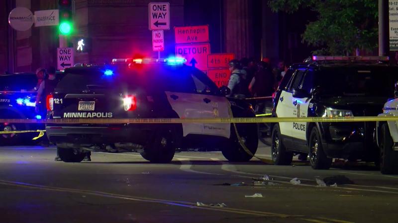 Al menos dos muertos y ocho heridos en un tiroteo en Mineápolis EE.UU.