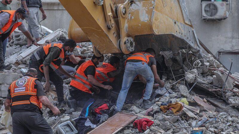 Japón pide a sus nacionales evacuar Gaza por escalada de violencia con Israel