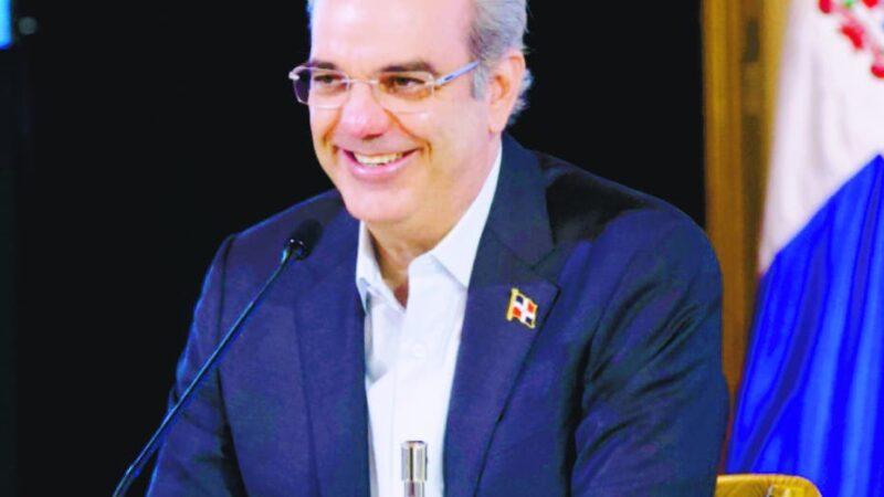 Abinader: «Hoy tengo buenas noticias para el país»