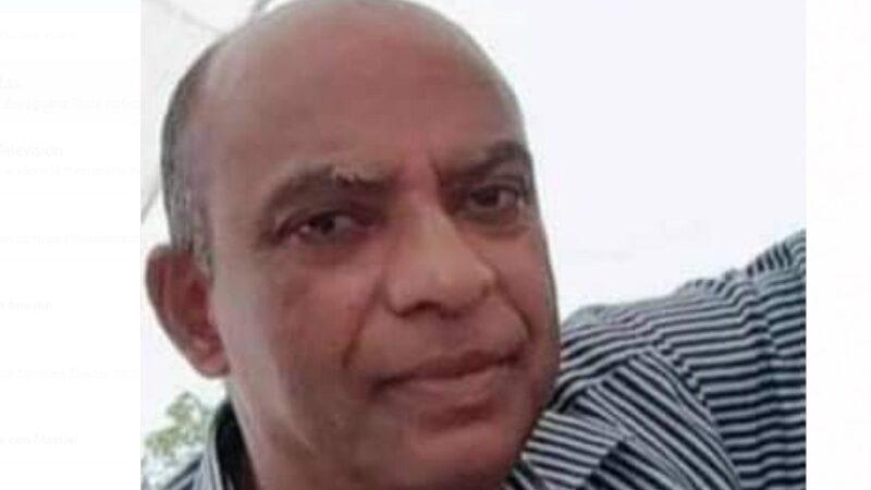 Fallece de un infarto el periodista Florentino Peguero, de Bayaguana