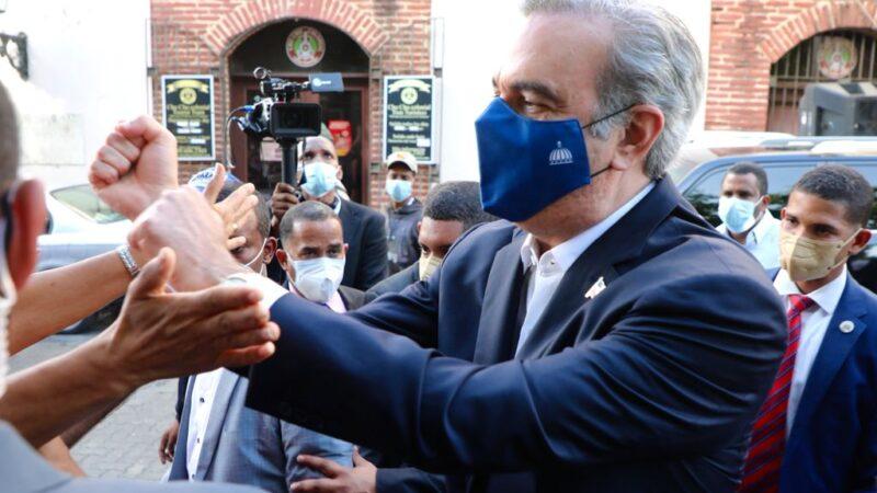 Presidente Abinader deja iniciado Plan de Seguridad en la Zona Colonial