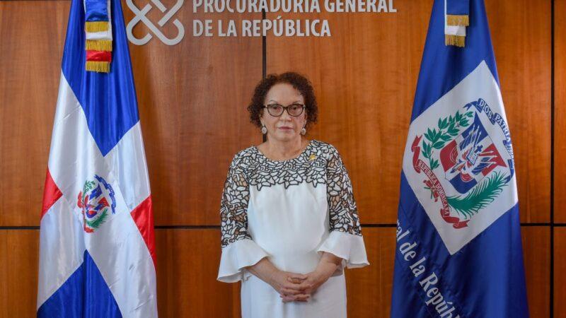 La magistrada Miriam Germán Brito se inhibe respecto al caso por corrupción contra el exprocurador Jean Alain Rodríguez