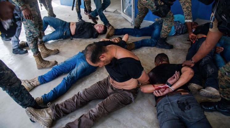 Haití detiene a 15 colombianos y dos estadounidenses por el asesinato del presidente Jovenel Moïse