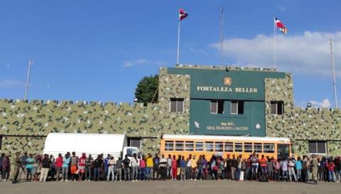 Ejército detiene más de 4 mil haitianos indocumentados en la frontera norte
