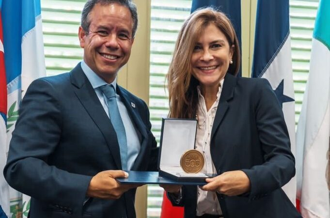 Carolina Mejía nominada a la vicepresidencia regional de Unión de Ciudades Capitales Iberoamericanas