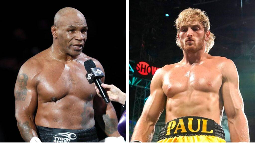 Mike Tyson exige 100 millones de dólares para pelear contra el youtuber Logan Paul
